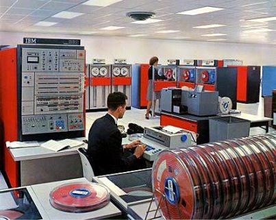 IBM System-360.