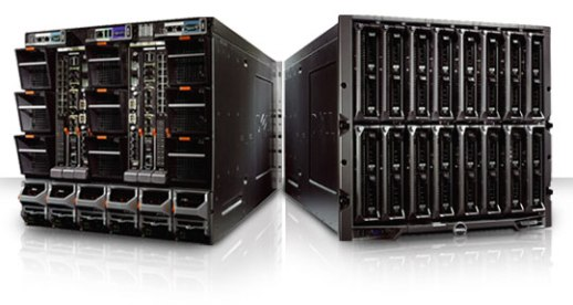 Блейд сервер Dell PowerEdge M1000e